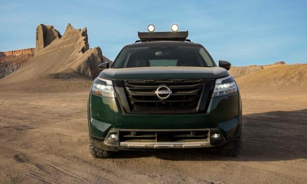 2022 nissan pathfinder: first look     automotive industry
