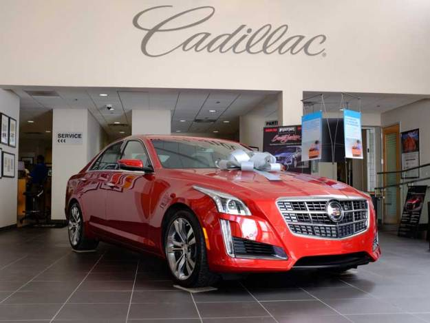 Cadillac Luxury