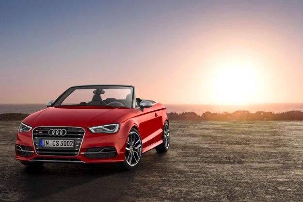 Audi-S3-Cabriolet-Sunset