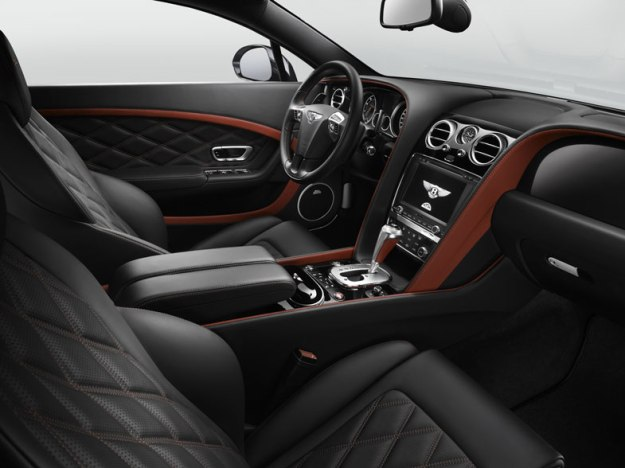 Bentley-GT-Speed-Interior