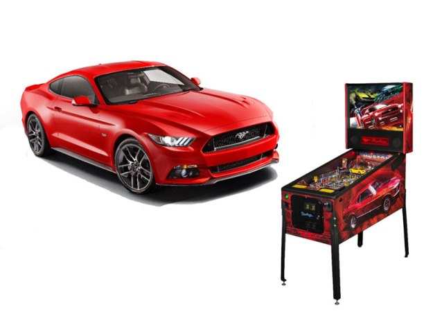 Mustang_pinball