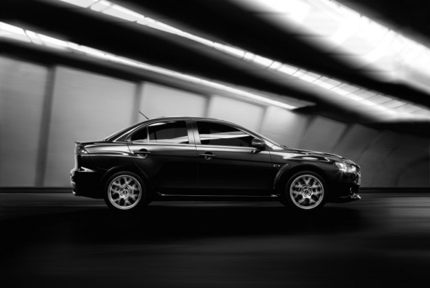 2015 Lancer Evolution MR