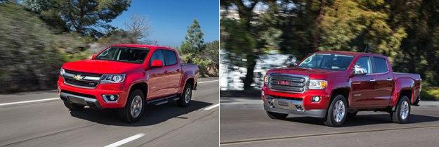 GM Compact Trucks