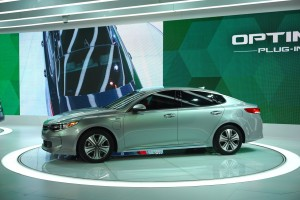 2017 Kia Optima PHEV