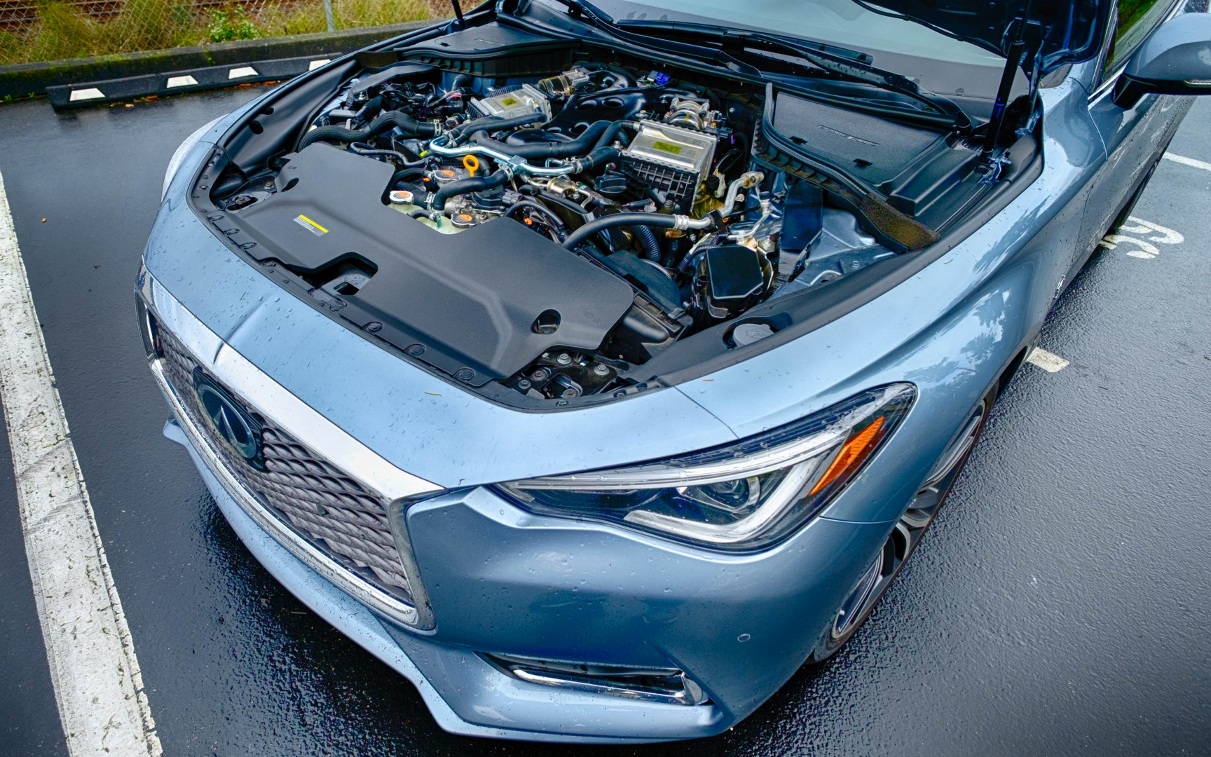 2016 Infiniti Q50 3.0 T Premium >> 2017 Infiniti Q60 3.0t Premium is underrated, makes 310 hp at the wheels | | Automotive Industry ...