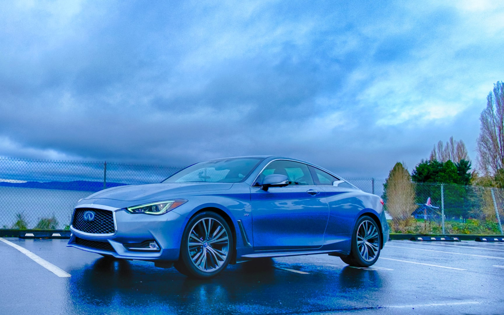 2017 Infiniti Q60 3 0t Premium is underrated, makes 310 hp at the
