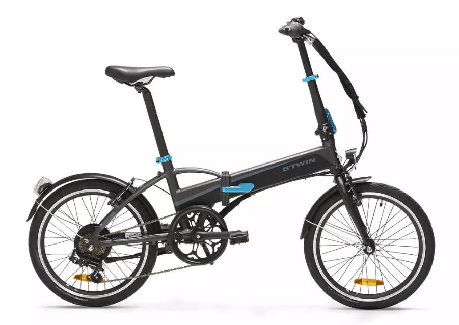 vélo pliant électrique femme