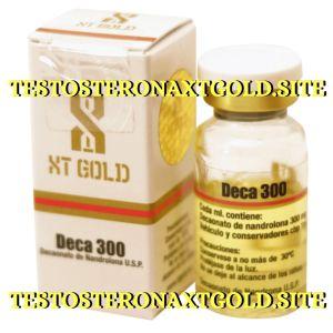 DECA 300 XT GOLD DECAPLEX 10 ML