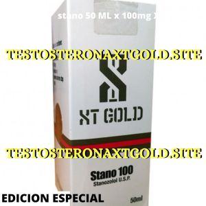 Stanoplex 50ml x 100mg – Winstrol XT GOLD