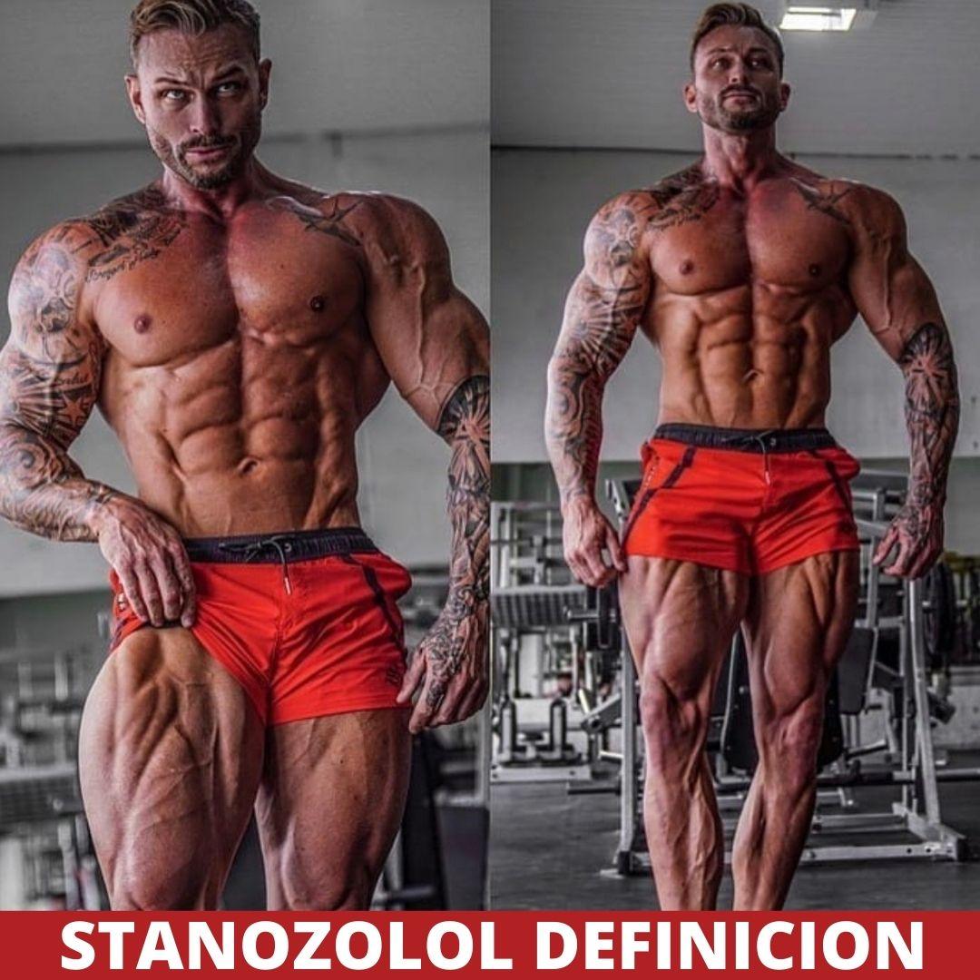 stanozolol definicion