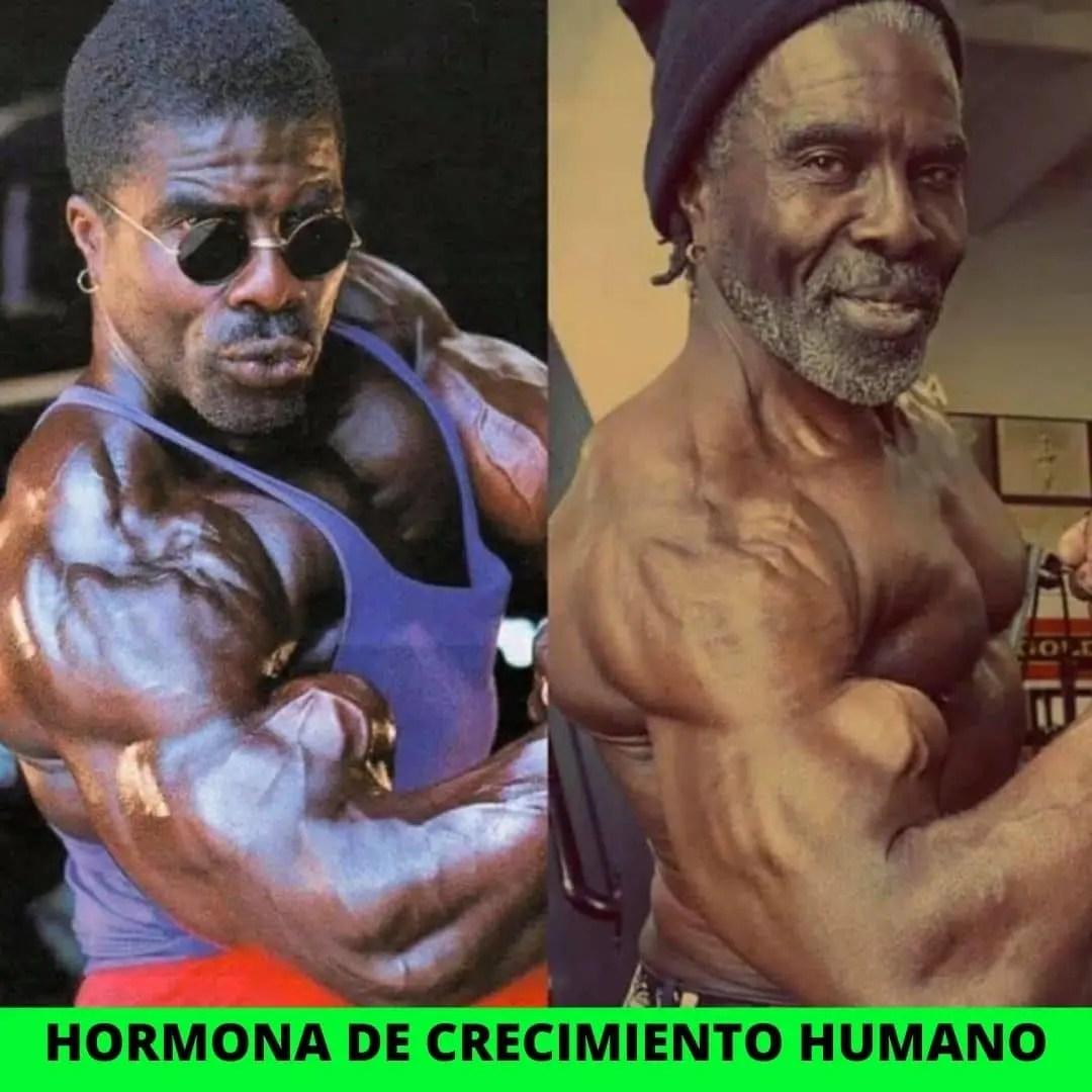 Hormona de crecimiento humano