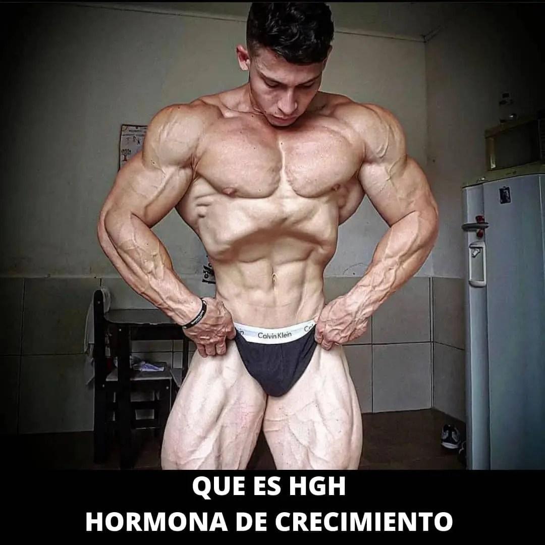 que es hgh hormona de crecimiento