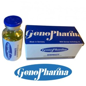 Genopharma Masteron 20 ml 100 mg Genomaste