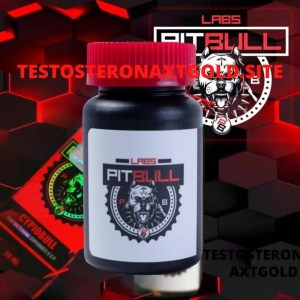 Oxandrolona Pitbull Labs 200 Tabletas (Oxabull)