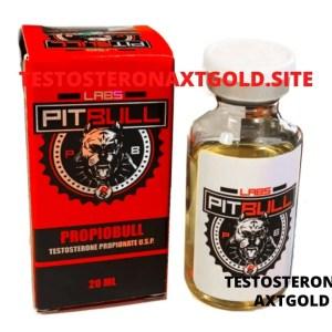Propionato de testosterona Pitbull Labs 20 ML Propiobull