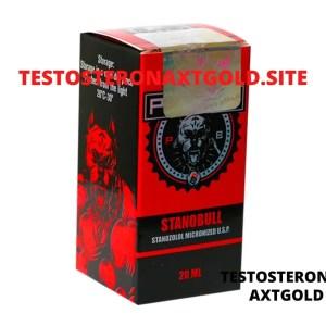 Estanozolol Pitbull Labs 20ML (Stanobull)