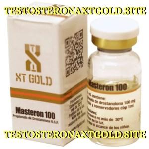 Masteron XT Gold 100 mg