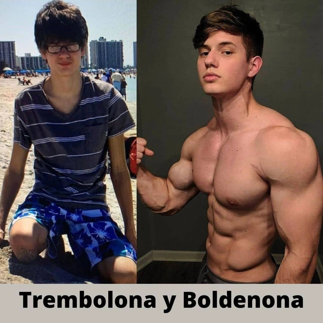 Trembolona y-Boldenona