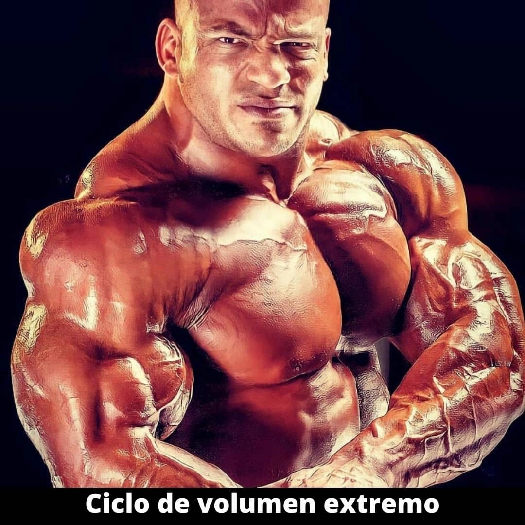 ciclos de volumen al extremo