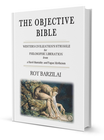 The Objective Bible - Book Mockup