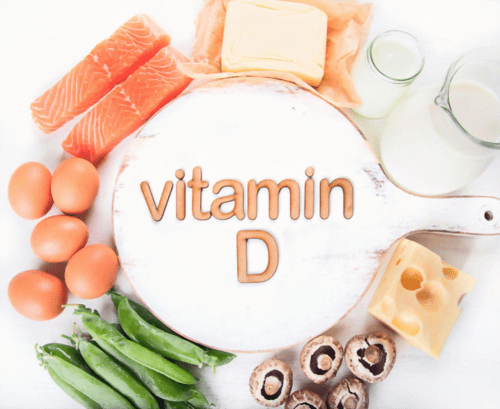 Foods Rich In Vitamin D Featured