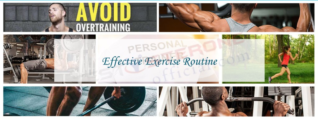 Effective Exercise Routine