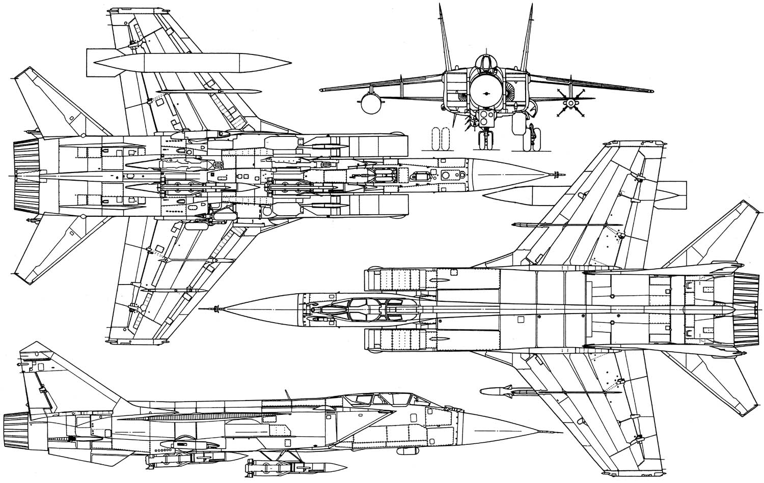 Mig 31 The Description Of A Design Specification And Scheme