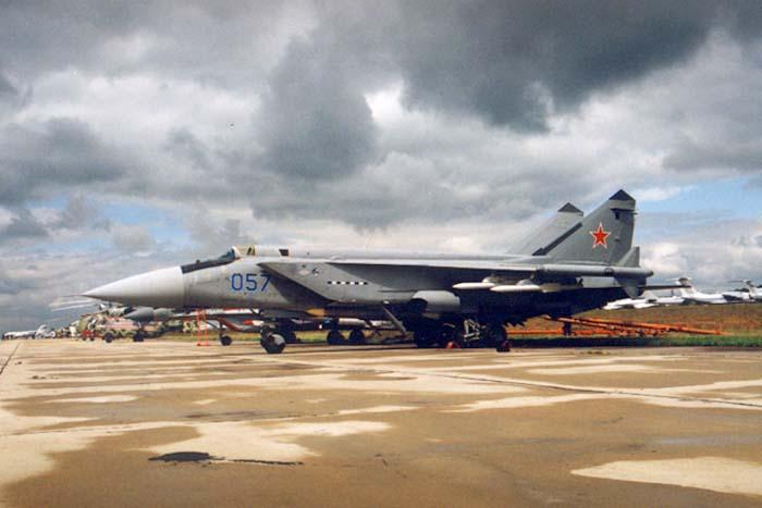 MiG31M