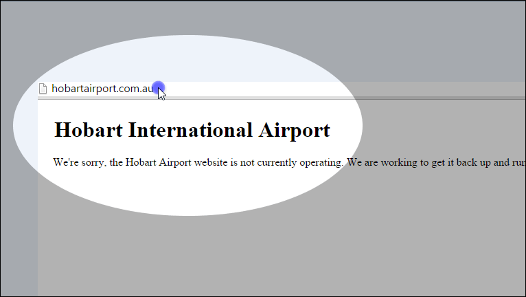hobart-international-airport-website-hacked