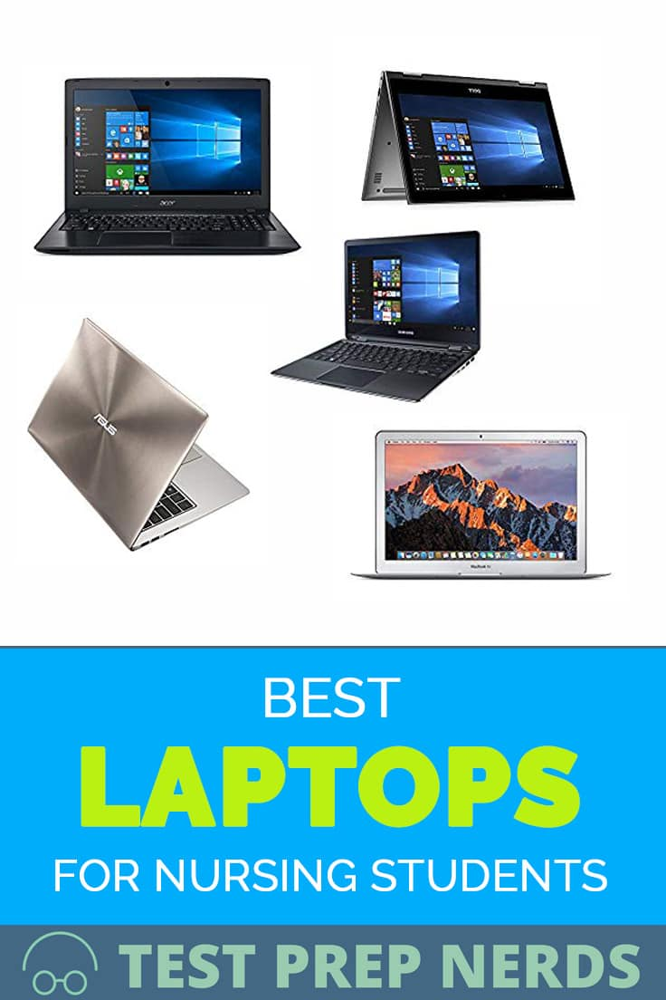 These are the 5 Best Laptops for Nursing Students for 2018-2019