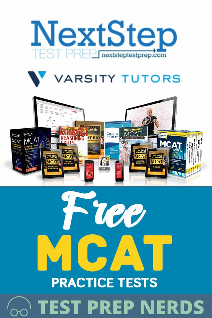 7 Proven & Free MCAT Practice Tests for 2019 (includes 2 full-length