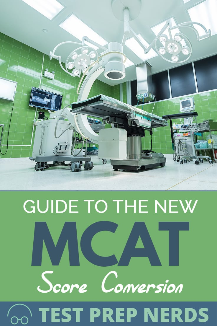 Guide to the New MCAT Score Conversion - Are Your Scores Competitive?