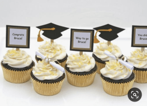 law school cake decorations