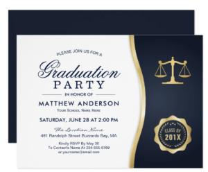 law school invite