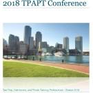 2018 TPAPT Conference – Agenda Updates