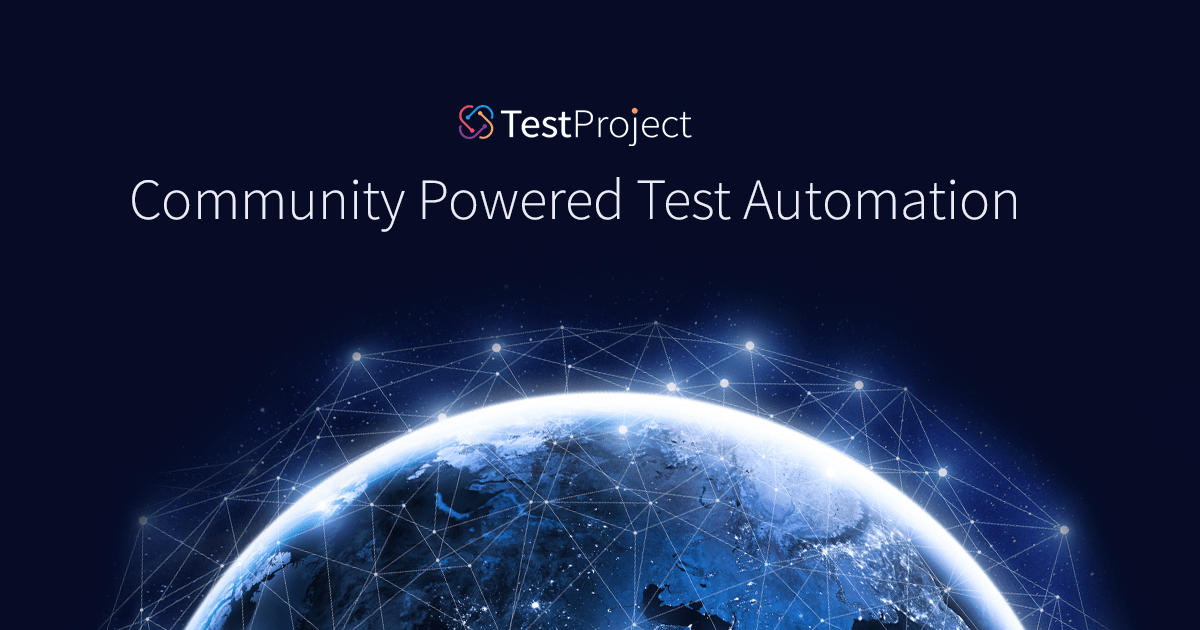 community powered test automation