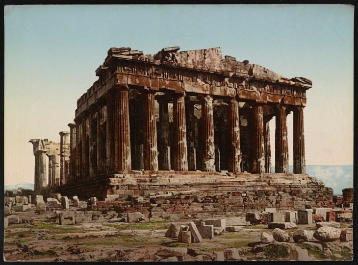 Αθήνα. Παρθενώνας