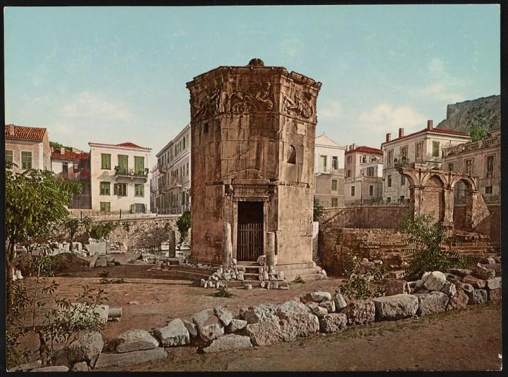 Αθήνα. Αέρηδες