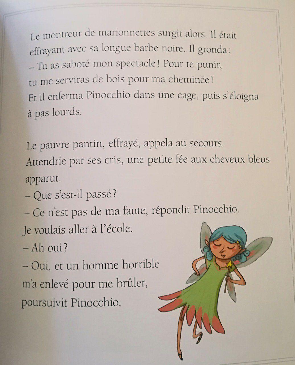 Montreur De Marionnettes Dans Pinocchio : montreur, marionnettes, pinocchio, Pinocchio, Teteenlire