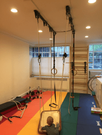 Multi-purpose Workout Room/Playroom for Crossfit, Parkour ...