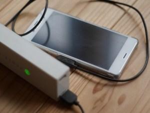 モバイルバッテリー大容量