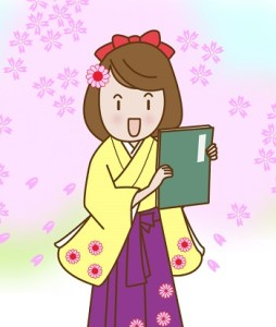 小学校卒業式袴