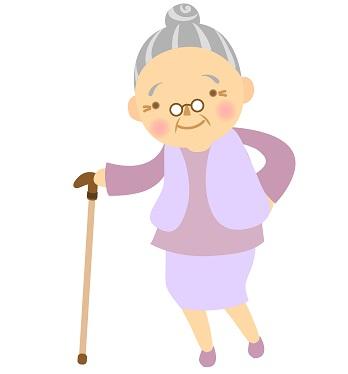 高齢者杖室内用杖選ぶポイントは?足が痛い母のために。