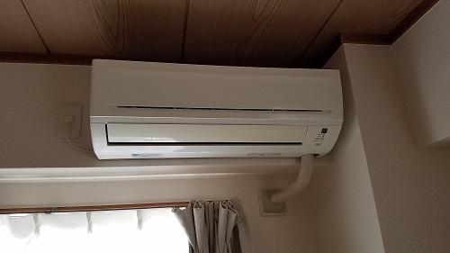 引越しに伴うエアコンの取り付け追加料金のあるの?