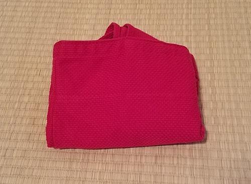 柔道着生地バックは軽くて洗えて畳めて便利?