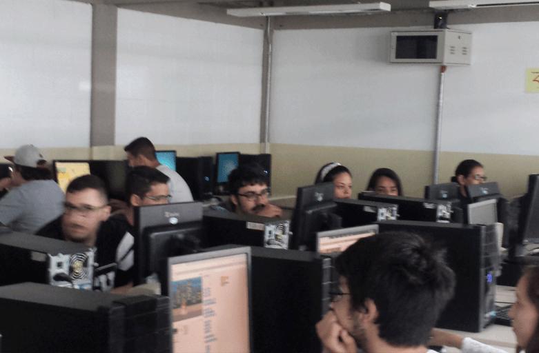 Oficina Criação de Jogos – FATEC – Semana Tecnológica