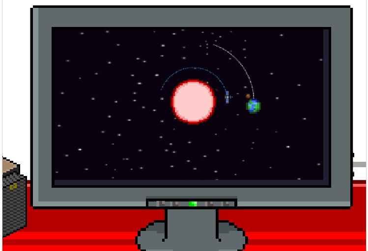 jogo #sateliteartificial #teteusbionicgames