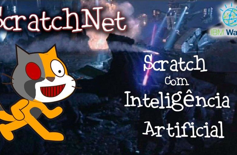 Scratch com IBM Watson - Jogo com Inteligência Artificial