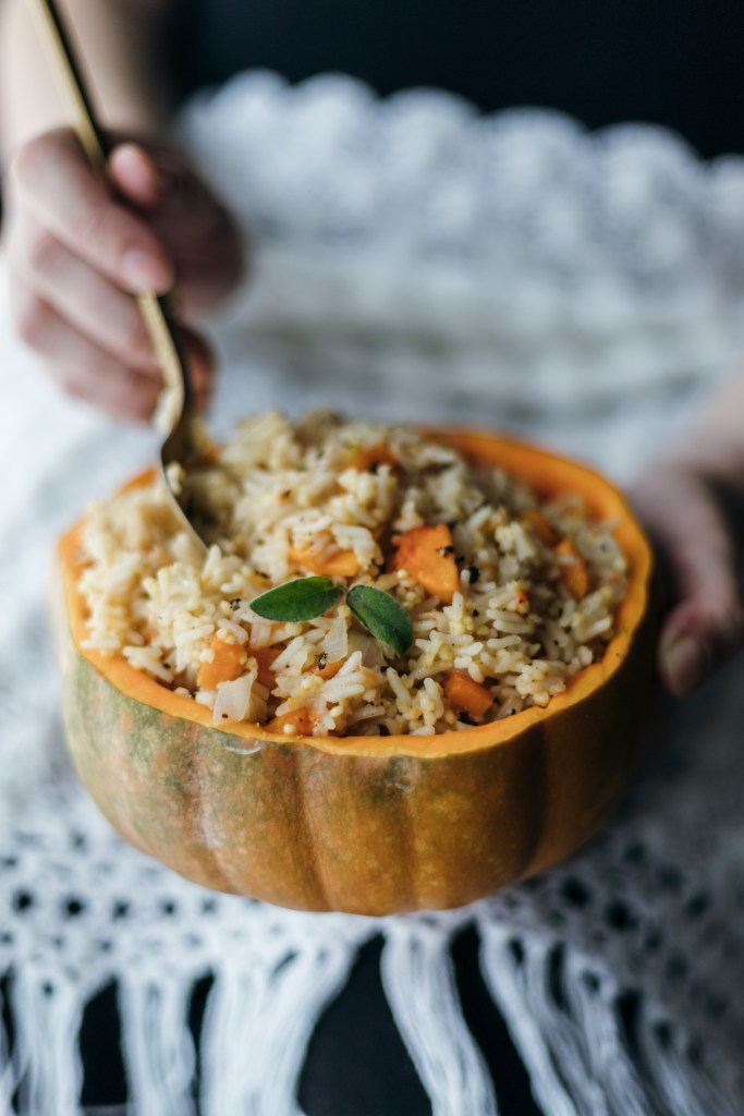 Basmati rice with millet