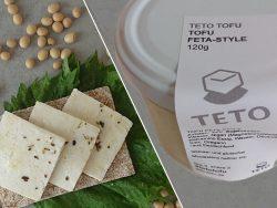 Tofu im Glas Feta Style
